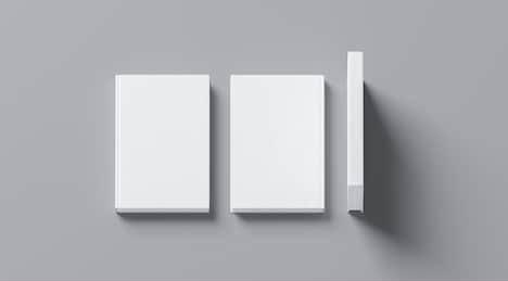 Custom Book Cover Design Placentia